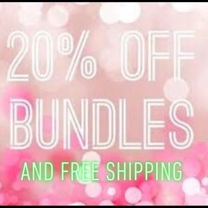 Other - Bundle and get FREE shipping